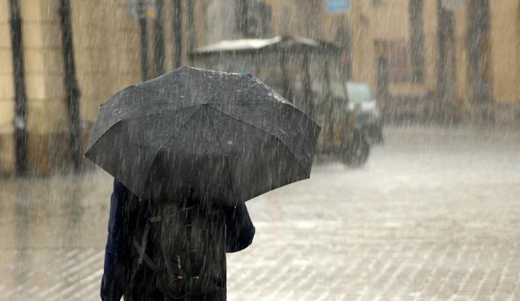 Varování meteorologů. Liberecký kraj zasáhne vydatný déšť