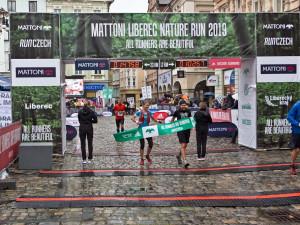 Poslední běžecký závod před zavedením nouzového stavu. Nature Run se koná