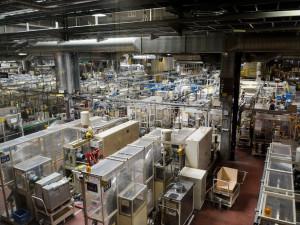 Koronavirus připravil průmysl v Libereckém kraji o čtvrtinu tržeb