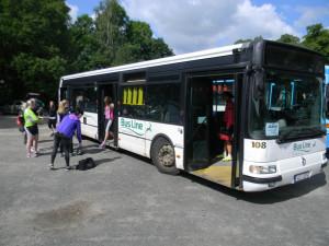 Prodloužení smlouvy s BusLinem zastupitelé v Jablonci neschválili