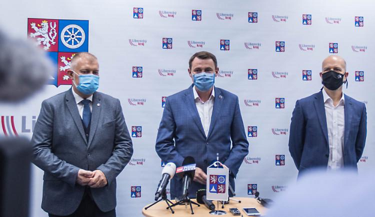 Stížnost na neplatnost voleb. Podle stěžovatelky vítězní Starostové využívali i prostředky Libereckého kraje