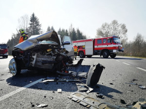 Při nehodách zemřelo v kraji od začátku roku 12 osob. Policisté šetřili přes 3 400 nehod