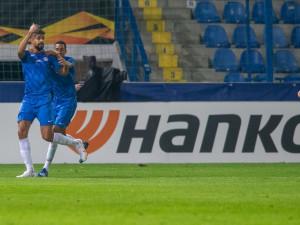 Slovan to dokázal. V úvodním utkání Evropské ligy porazil Gent 1:0