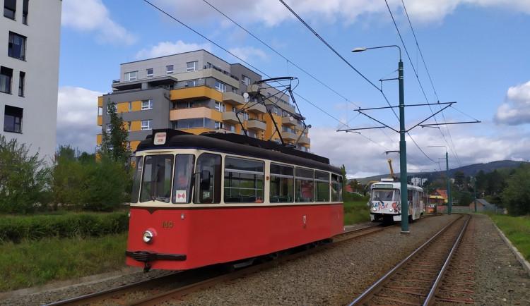 Na koleje se vrátí historická tramvaj Gotha T2-63. Sváteční jízdy budou virtuální