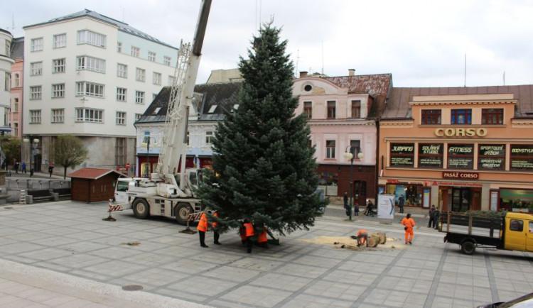 Vánoce v Jablonci budou poprvé bez trhů a primátorského svařáku