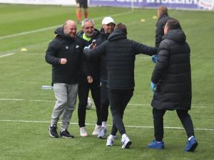 Kvalita je na straně soupeře, půjdeme se o to poprat, říká před Hoffenheimem trenér Hoftych