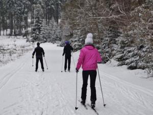 Novinka v Jizerkách. Některé tratě budou pro pěší i lyžaře