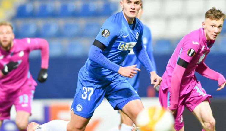 Srdnatý výkon Slovanu nestačil, o vytoužený bod s Hoffenheimem přišel v závěru