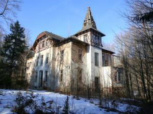 Liberec bude chtít za bývalé oční sanatorium v Machníně minimálně 20 milionů