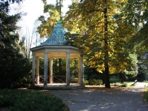 Jablonecký altán v Tyršových sadech se dočkal obnovy