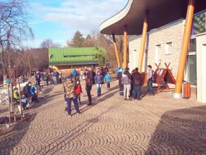 Zoo ve čtvrtek otevírá. Dovnitř může tisíc lidí v rouškách, pavilony zůstanou uzavřeny