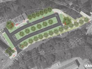 Nových 133 parkovacích míst v Pastýřské, hlásí radnice. Podle opozice jich polovina zmizí