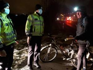 Policisté se zaměřili na železniční přejezdy, ale i na viditelnost chodců