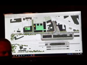 Propojení autobusáku s vlakovým nádražím? Město představilo strategický záměr