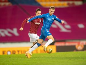 Slovan na Spartě uhrál remízu. Zaujala kuriózní penalta