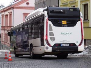 Jablonec od pondělí opět omezí autobusy. Školní linky nevyjedou