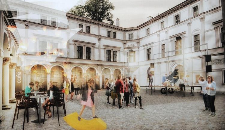 Supervizor rekonstrukce Liebiegova paláce bez výběrového řízení. Začíná nám tu zasmrádat rybníček, kritizuje opozice