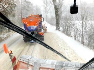 Chumelit bude dál, do čtvrtka napadne dalších patnáct centimetrů sněhu
