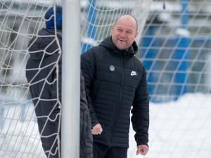 Dva až tři hráče ještě chceme, říká před startem ligy trenér Slovanu Pavel Hoftych