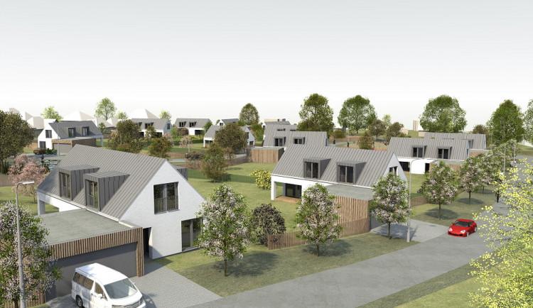 V Hejnicích vyroste jen polovina plánovaných domů. Záměr zhatily výsledky průzkumu
