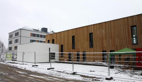 Polyfunkční centrum v Turnově je téměř dokončeno, bude zde sídlit Fokus