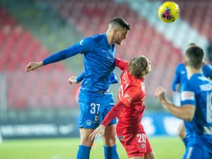 Slovan veze tři body z Brna. Parádou rozhodl Mosquera