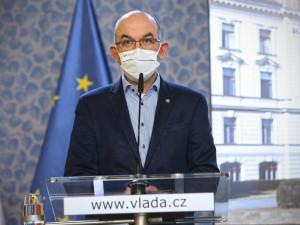 Opatření, která jsme zavedli, přestala fungovat, oznámil ministr Blatný