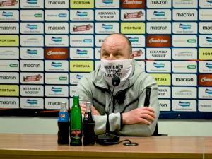 Na děti prdíme, je mi jich líto, apeluje na vládu trenér Slovanu Pavel Hoftych