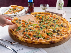 Ideální jídlo na dnešek? Pizza, která slaví svůj mezinárodní den