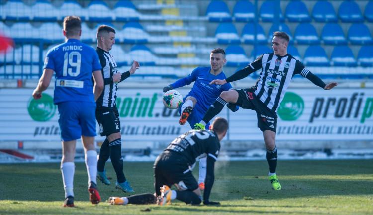 U Nisy gól nepadl. Slovan se s Budějovicemi rozešel remízou