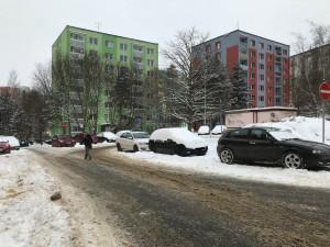 Parkování na Špičáku v České Lípě má usnadnit parkovací dům