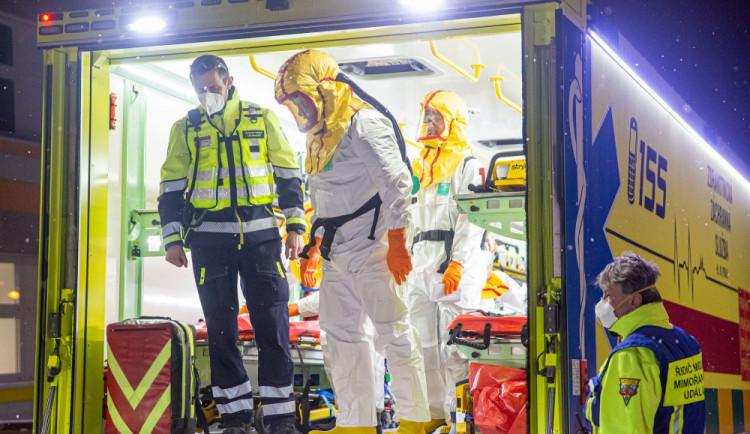 Nemocnice v Libereckém kraji začaly převážet pacienty do jiných krajů. Situace je vážná, říká primář libereckého ARO