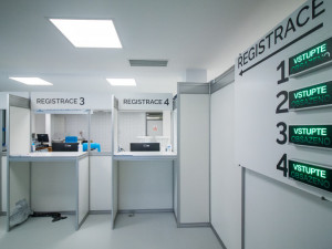 Očkovací centrum v Liberci je zatím využívané z pětiny. Není vakcína, zní z nemocnice