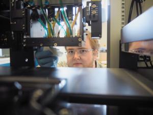 TULka má jako jediná v zemi 3D tiskárnu plošných spojů