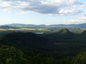 Ralsko má čtvrtý největší prostor na procházky a rekreaci v České republice