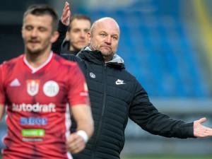 Cesta přes pohár do Evropy je strašně těžká, řekl po postupu do čtvrtfinále trenér Slovanu Hoftych