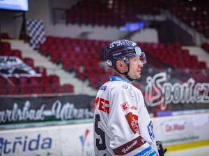 Cítím se šíleně, kvůli play off hrajeme hokej, smutní před začátkem série s Hradcem Ladislav Šmíd