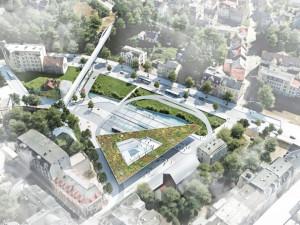 Zastupitelé projekt na výstavbu dopravního terminálu odložili na neurčito