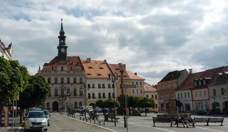 Místa plná radosti plánuje vytvořit Česká Lípa z prázdných výloh