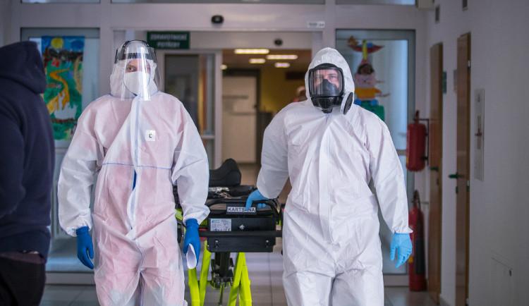 Některá oddělení liberecké nemocnice se z covidových jednotek vrací do běžného provozu