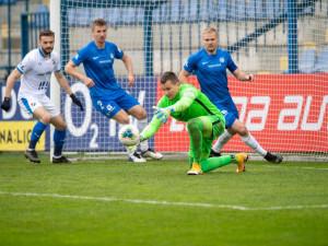 Zápas Liberce s Baníkem skončil remízou. Hosté neproměnili penaltu