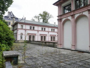 Oprava Liebiegova paláce se prodraží a bude trvat déle