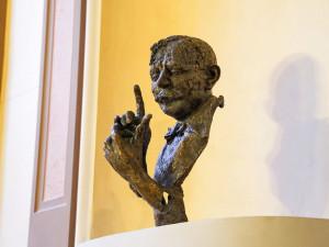 Před 130 lety se narodil liberecký rodák Vasta Burian. Čestným občanem města není