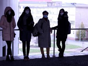 Běloruští studenti utekli před represemi. Zázemí našli na Technické univerzitě