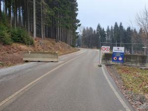 Opravy silnic kolem Ještědu letos neskončí. Příští rok naváže rekonstrukce ze Světlé