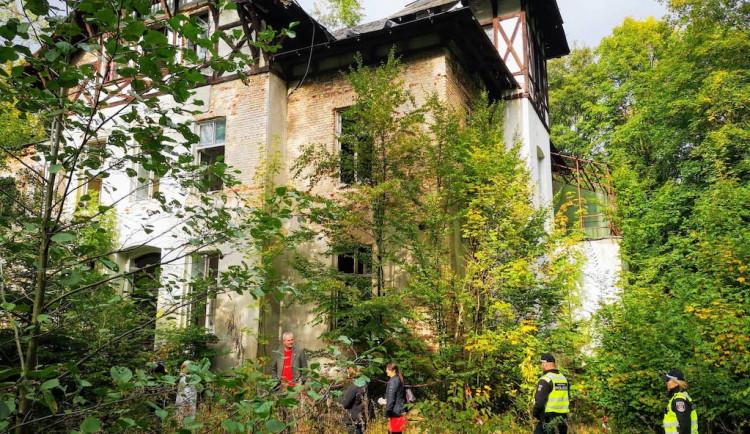 Liberec se snaží prodat bývalé sanatorium v Machníně za dvacet milionů. Nepřišla ani jedna nabídka
