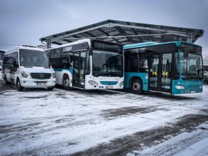 Tendr na hromadnou dopravu v Jablonci opět zajistí společnost AGM Partners