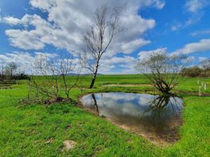 Letos dá kraj na projekty pro zadržení vody v krajině 14 milionů korun
