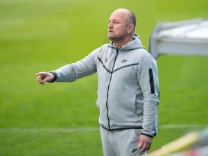 Výkon na morál, hodnotil utkání v Boleslavi bez několika opor trenér Hoftych