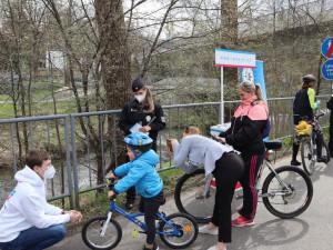 Začínají preventivní akce zaměřené na cyklisty v Libereckém kraji